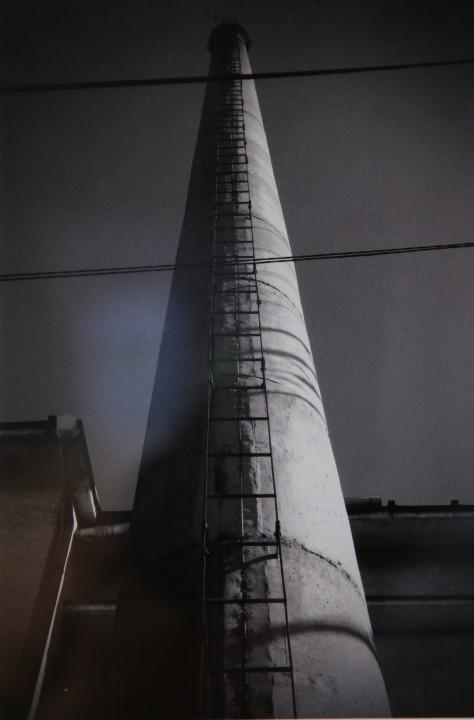 旧岡田湯(白黒2)
